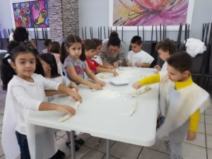 BAIANO: Che successo Junior MasterChef da Yuppies .