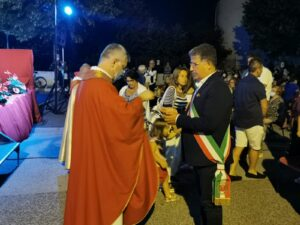 SPERONE. La festa in onore di SantElia negli scatti e nel video di Bassa Irpinia. VIDEO e FOTO.